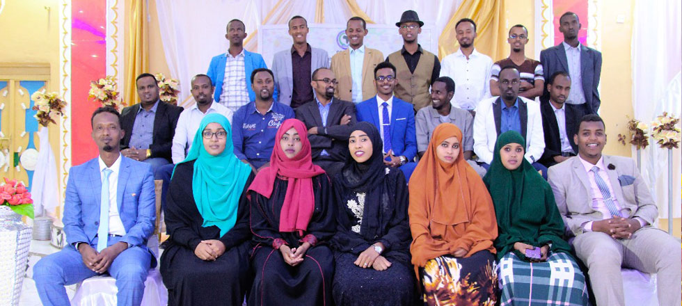 2017 SOYDAVO Annual Staff Meeting in Burao