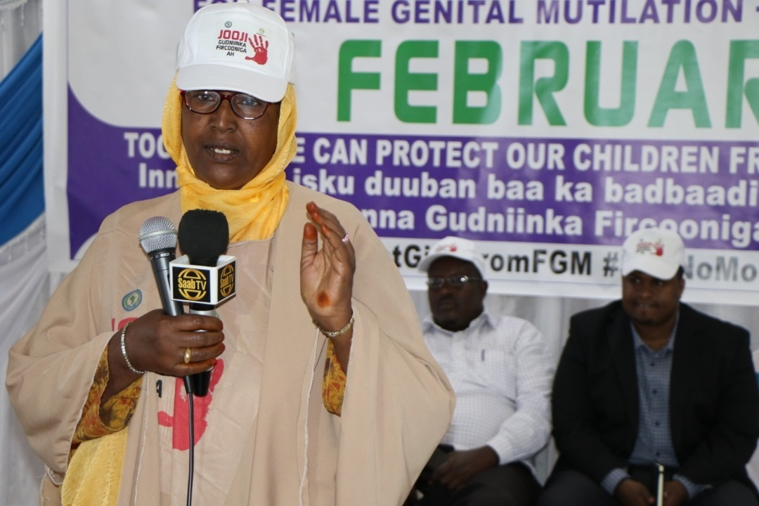 2019 International Day of Zero Tolerence for FGM in Burao